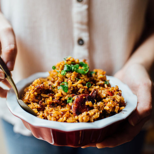 What the heck is Jambalaya, anyway?
