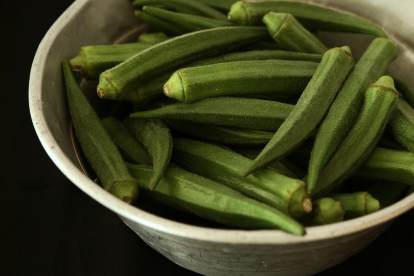 OK, It's Okra Time!