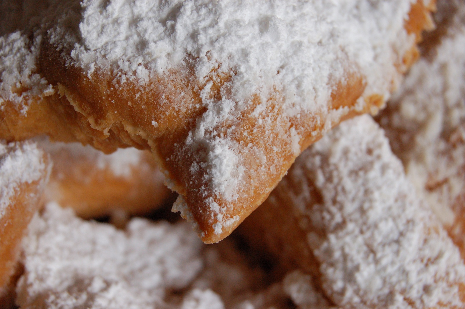 powdered sugar beignet for jep robertson blog jep's southern roots
